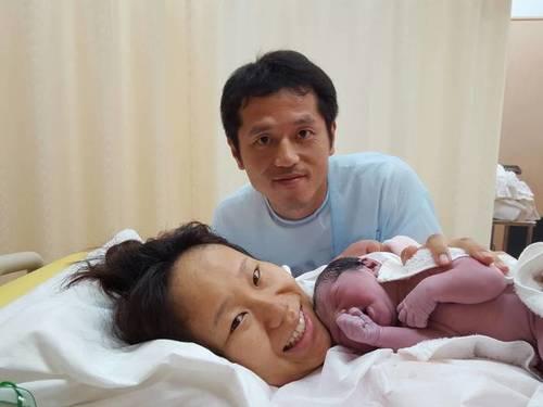 立ち会い出産、する?しない?夫婦で満足のいく出産にしようのタイトル画像