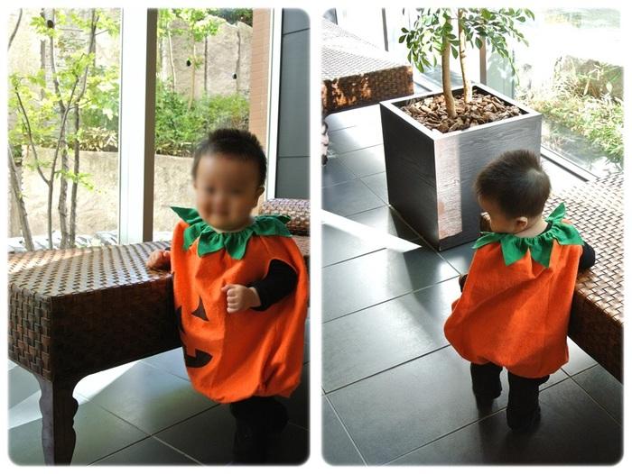 たった400円で作れちゃう!子どもの可愛いハロウィン衣装を手作りしよう♪の画像3