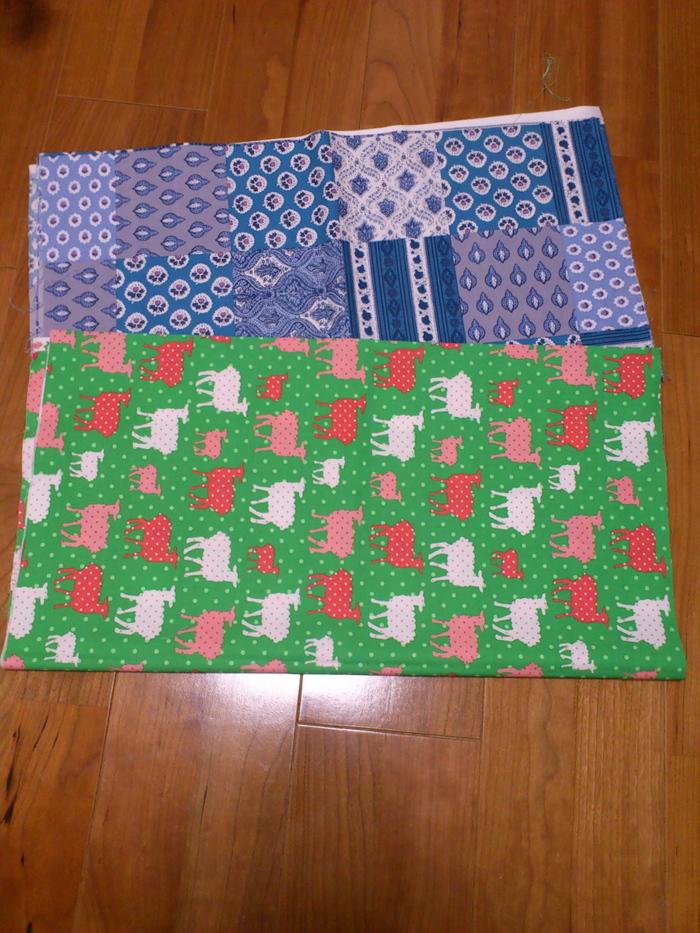 """家にある布で簡単かわいい!""""ファブリックパネル""""の作り方の画像1"""