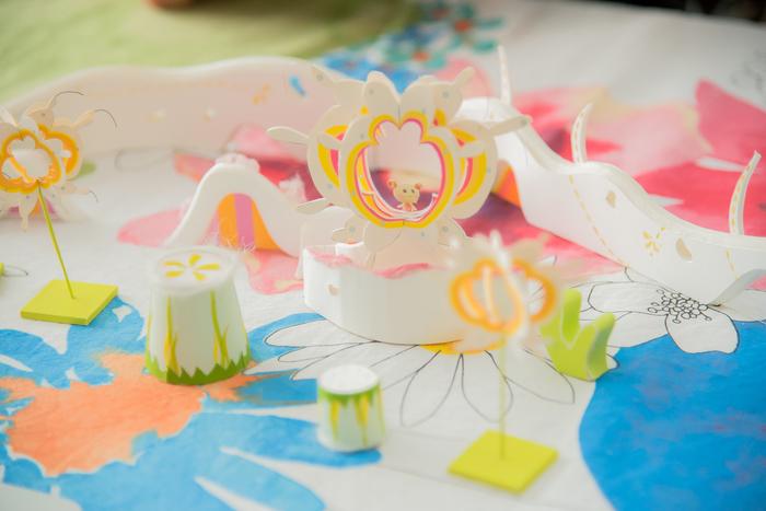 『いないいないばあっ!』のセットは空想全開で作った。子どもを尊敬すると語る建築家・遠藤幹子さんの画像6