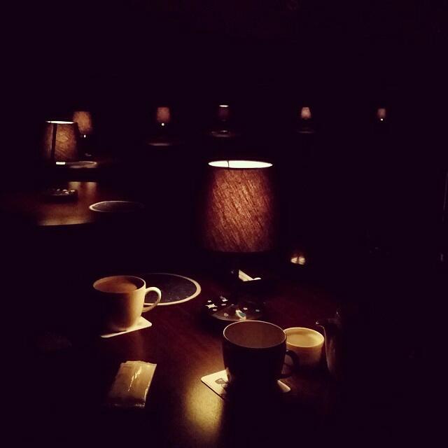 癒されたい時に行きたい!羽田空港のプラネタリウムカフェの画像3