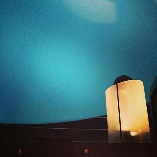 癒されたい時に行きたい!羽田空港のプラネタリウムカフェのタイトル画像