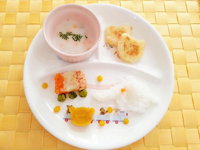 9ヶ月、離乳食後期の手づかみ食べは「おやき」がおすすめ!の画像1