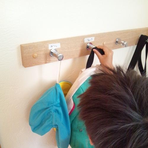 子どもが幼稚園のお支度を自分でできるようになる5つのポイントのタイトル画像