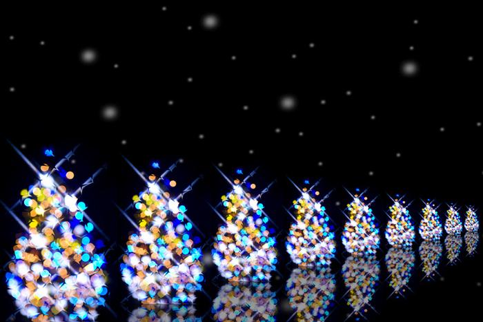 一人の少年のため、10月にクリスマスを祝った街。その理由とはの画像1
