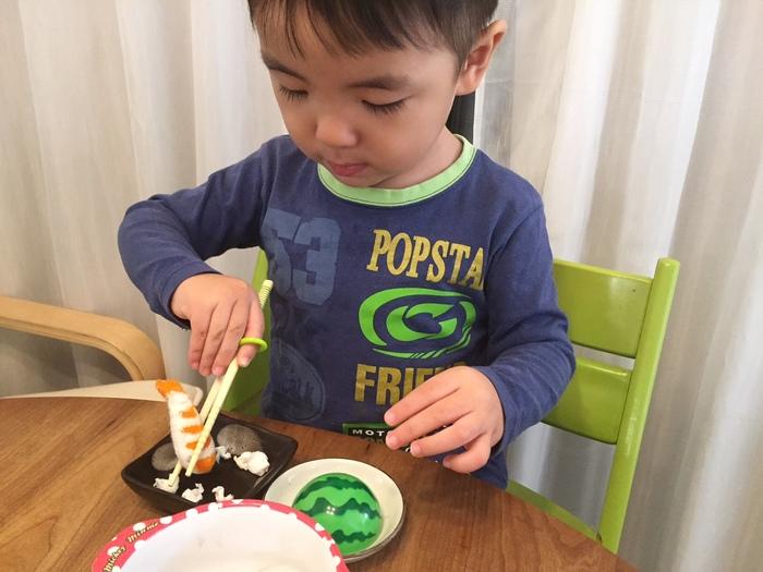 「矯正箸」って使うべき?~我が家の3歳末っ子の場合~の画像4