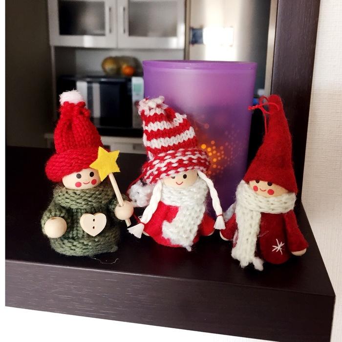 たった300円で部屋がクリスマスモードに!スリーコインズのおすすめクリスマスグッズの画像3
