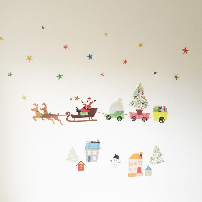 たった300円で部屋がクリスマスモードに!スリーコインズのおすすめクリスマスグッズの画像1
