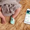 くつ下が赤ちゃんの命を救う!?呼吸や心拍数の異常を知らせてくれる次世代アイテムのタイトル画像