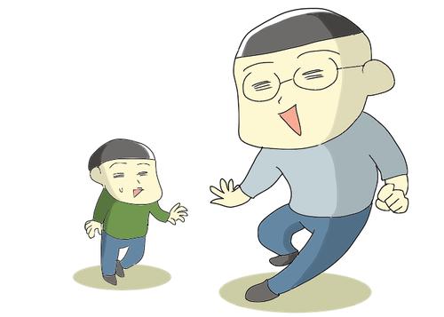 【新連載スタート!】「でっかいおっさん 保育士父ちゃんの子育て相談室」が始まります!のタイトル画像