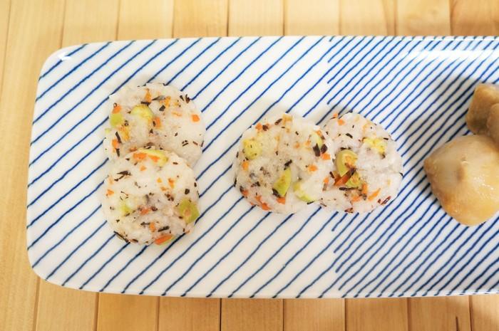 【離乳食レシピ】栄養たっぷりひじきの煮物とおやきの作り方の画像3