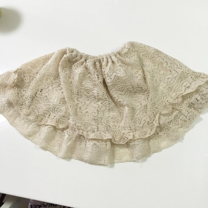 ママの着なくなったワンピースを娘のスカートに簡単リメイクする方法の画像4