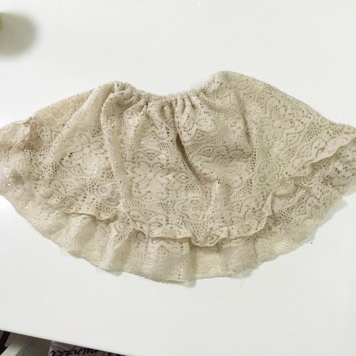 ママの着なくなったワンピースを娘のスカートに簡単リメイクする方法のタイトル画像