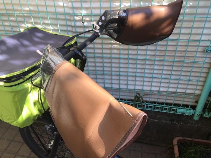子ども乗せ電動自転車!冬の防寒対策はこれでバッチリ!の画像1