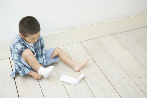 「すべるのきらい」で子どもの事故を防ごう!のタイトル画像
