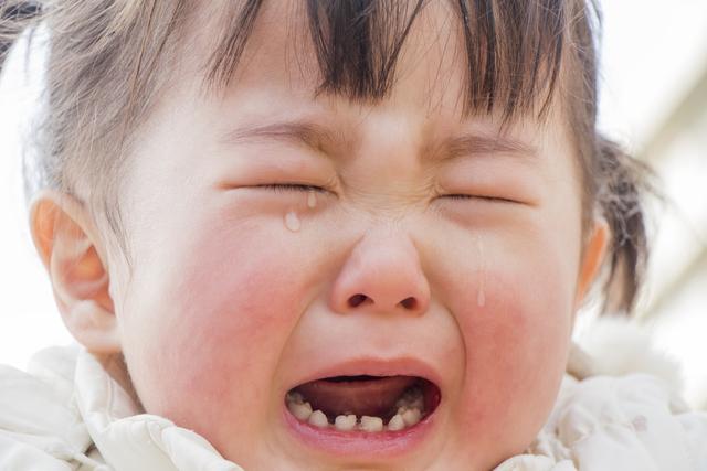 「よく泣く子」は、弱い子ではありませんの画像1