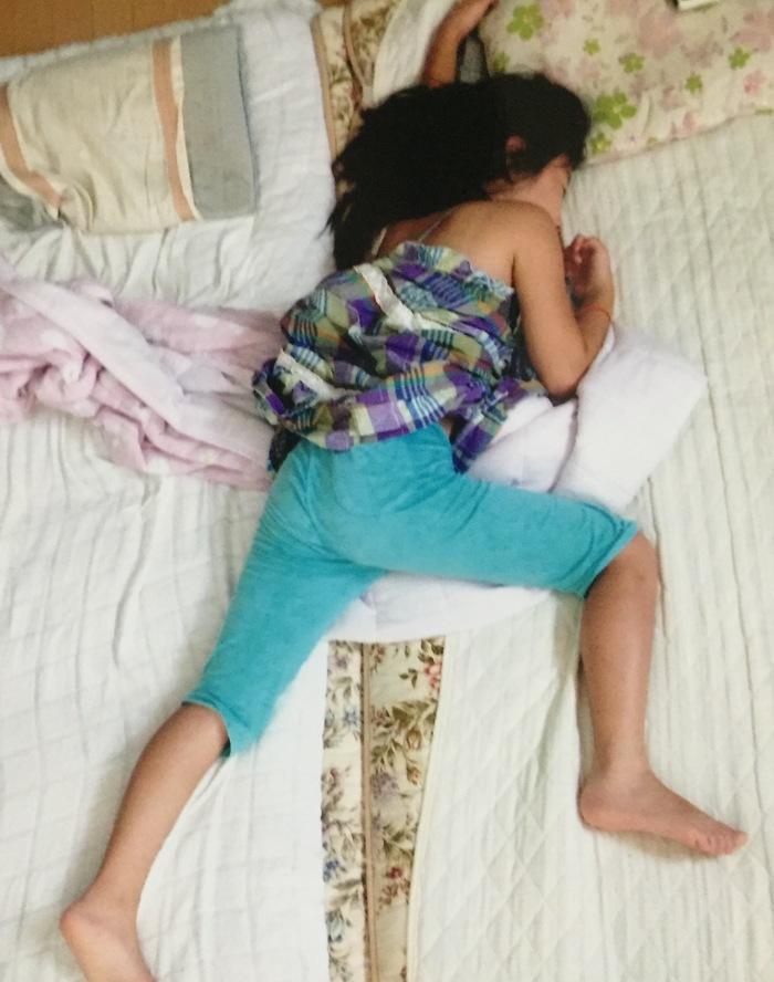 早寝より深寝!?夜更かし娘にも効果的な寝かしつけ法の画像3