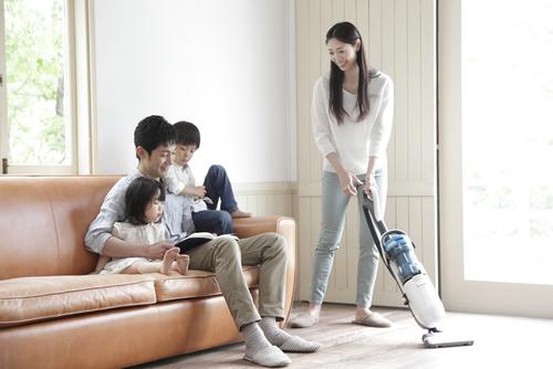 ママが大掃除を早めに終わらせるコツは計画にあり!大掃除で心掛けている4つのことのタイトル画像