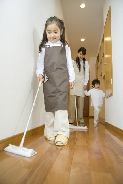 ママが大掃除を早めに終わらせるコツは計画にあり!大掃除で心掛けている4つのことの画像2