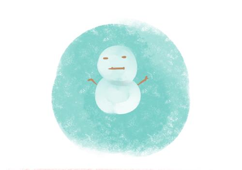 サンタや妖精、信じてた?「雪だるまの友だち」の正体のタイトル画像
