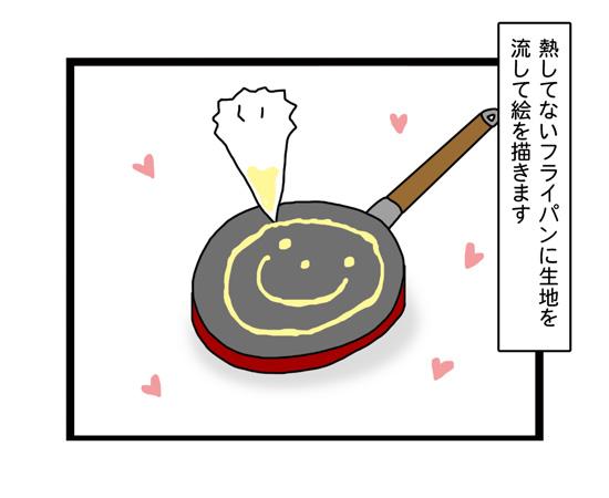 子どもと盛り上がる♡「お絵かきホットケーキ」をクリスマスにおすすめする理由の画像5