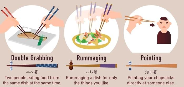 子どもに教えられる?「お箸のマナー違反18選」の画像4