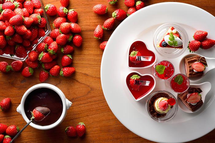「苺×バレンタイン」は鉄板!?家族で出かけたい、苺スイーツ食べ放題をご紹介♪の画像1
