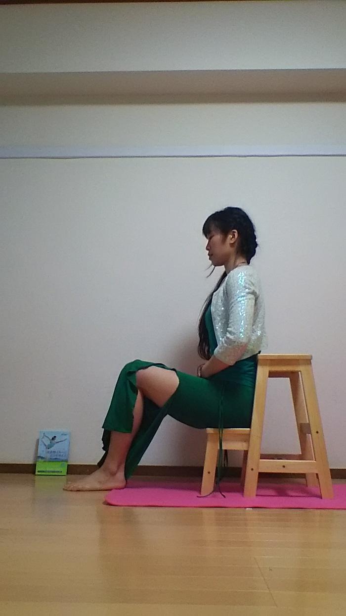 座ったままできる!おうちで簡単に「ダイエットピラティス」してみませんか?の画像2