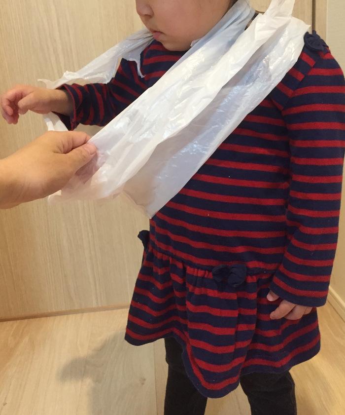 子どもが急に腕をケガした!応急処置は、どこにでもある●●が大活躍!の画像5
