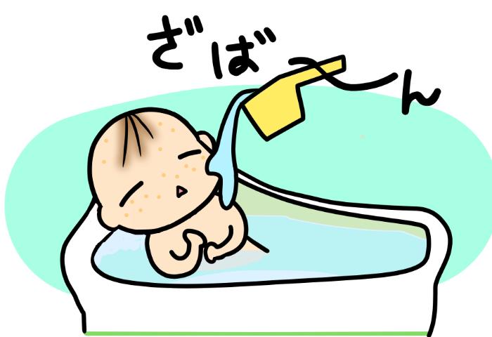 沐浴の仕方に石鹸、お米のとぎ汁…いろいろやってみたけれど。娘の乳児湿疹問題の画像3