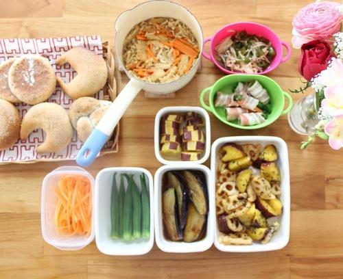 賢く副菜ストック!短時間でパパッと夕飯が作れちゃう!常備菜レシピのタイトル画像