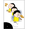 にーちゃんヤメテ!!(涙)傷つきやすい次男と挑む、お箸トレーニングのタイトル画像