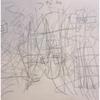 5歳の娘が描いた「地震」の絵。震災のニュースを見た子どもと、どう接しますか?のタイトル画像