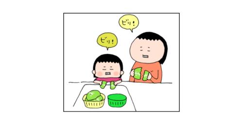 こう工夫すれば戦力になる!?2歳娘の「料理のお手伝い」方法のタイトル画像