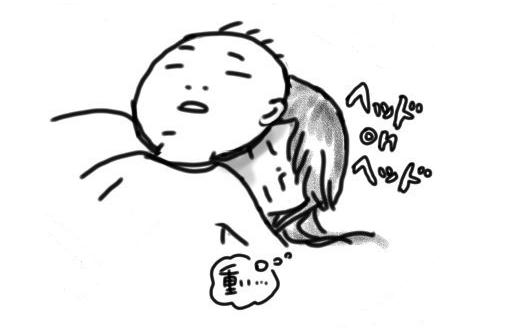 寝かしつけ中にキックされる!絶対1つは当てはまる「赤ちゃんあるある」の画像10