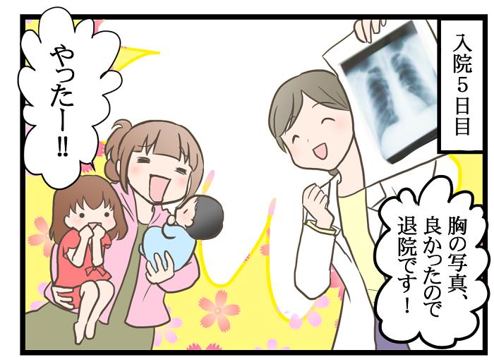 家庭内感染で、子どもが2人同時に入院に!付き添いで困った5つのことの画像16