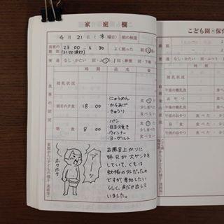 「今日も元気です…」で終わらせない。日本一有名な『保育園の連絡帳』を、のぞいてみよう!の画像3