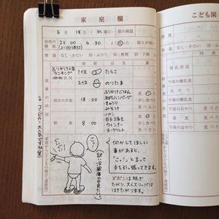 「今日も元気です…」で終わらせない。日本一有名な『保育園の連絡帳』を、のぞいてみよう!の画像6