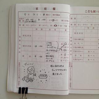 「今日も元気です…」で終わらせない。日本一有名な『保育園の連絡帳』を、のぞいてみよう!の画像4