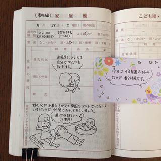 「今日も元気です…」で終わらせない。日本一有名な『保育園の連絡帳』を、のぞいてみよう!の画像7