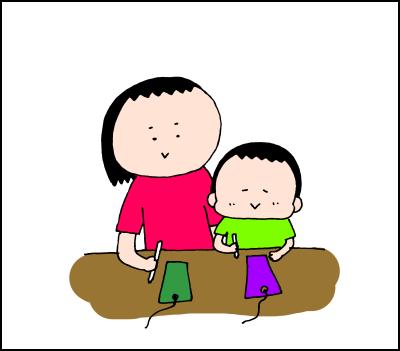 「そこまで切実に…!?」思わずホロリ。4歳息子の七夕の願いごとの画像2