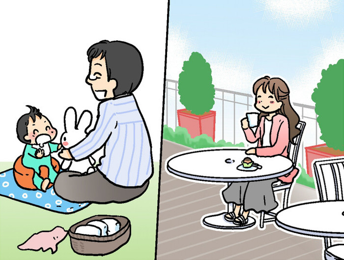 疲れた時こそ試してみよう!ママたちから集めた「育児リフレッシュ方法」まとめの画像4