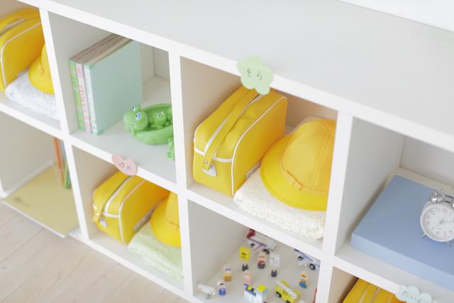 【幼稚園入園準備】いつ、何を用意する?手作り?市販品?幼稚園で使う必需品リストの画像1