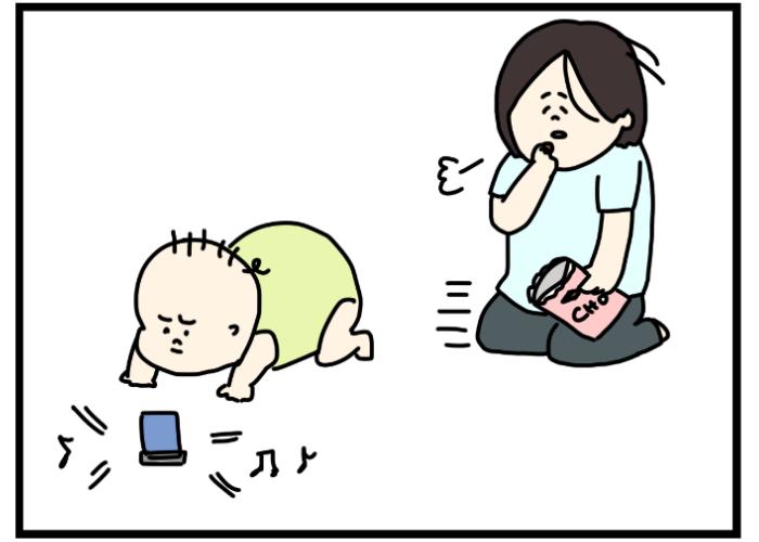 どうしても泣き止まない!そんな時、スマホで子守りは絶対悪なの?の画像8