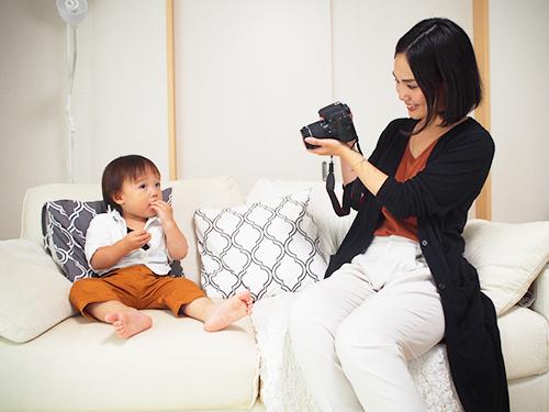 家族の写真を大画面で楽しめる!?最新フォトストレージを使ってみた。の画像1