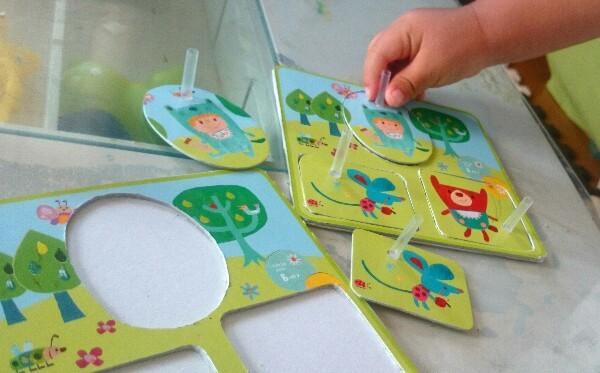 家にある材料で作れる!子どものお気に入りイラストで型はめパズルをつくろう!の画像5
