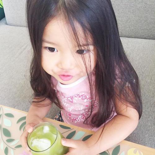 親子で楽しめる!話題の「抹茶&檸檬」ってどんな味?の画像3