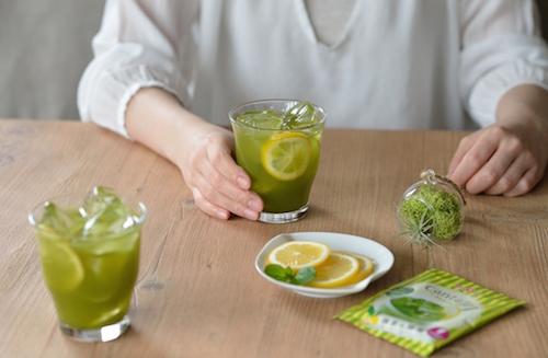 親子で楽しめる!話題の「抹茶&檸檬」ってどんな味?の画像7