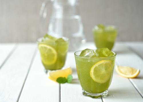 親子で楽しめる!話題の「抹茶&檸檬」ってどんな味?の画像1