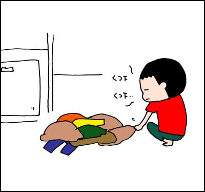 洗濯物の無限ループ…毎日の洗濯スケジュール<5人家族の場合>の画像8